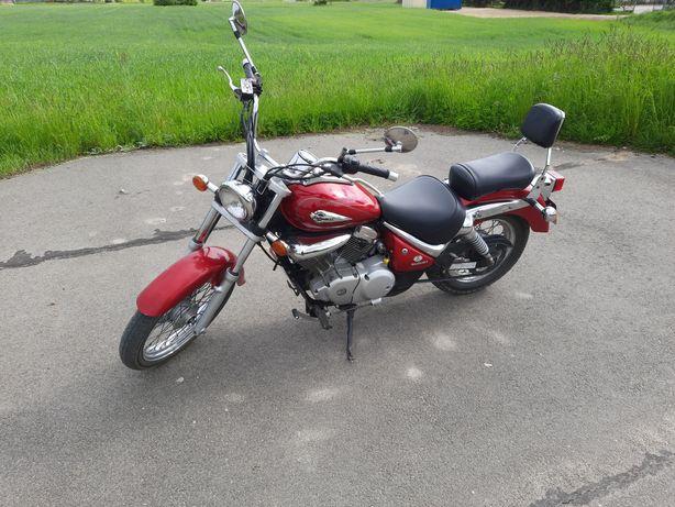 Motocykl Suzuki intruder 125
