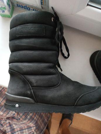 Ботинки зимние 37 розмер женские