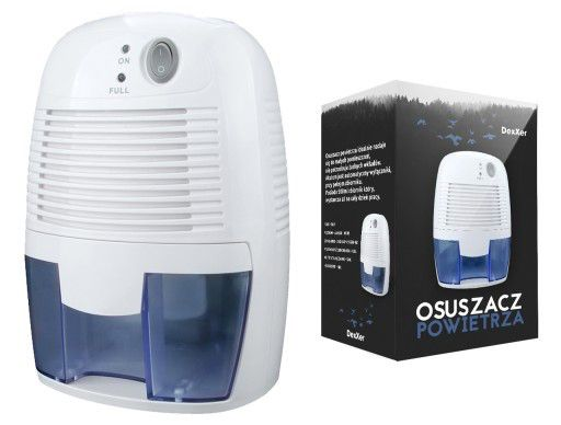 Мини осушитель воздуха Optimum OT-7100 DEXXER 500 ML