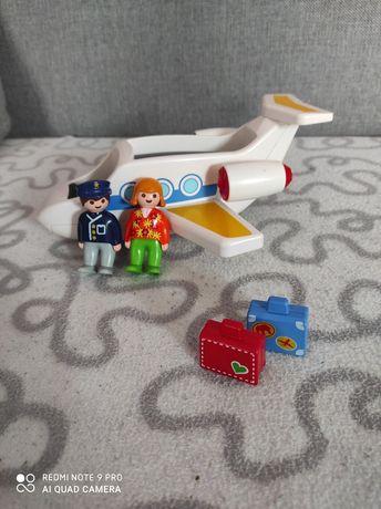 Playmobil 123 samolot
