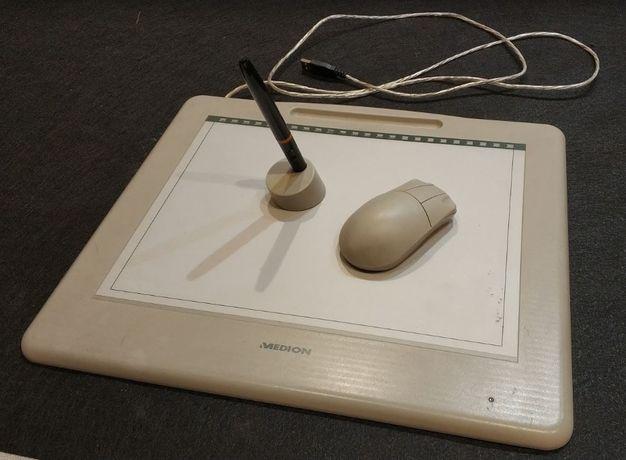Tablet graficzny Duży Medion MD9570 USB PC Graphic Tablet