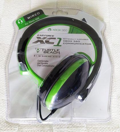 Headphones Xbox 360 NOVOS
