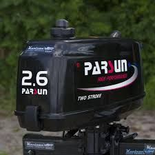Лодочный мотор Parsun T2.6