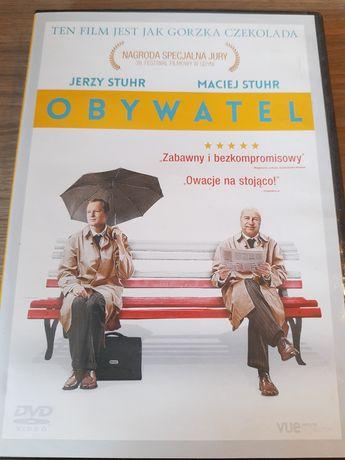 Film DVD Obywatel - Maciej i Jerzy Stuhr