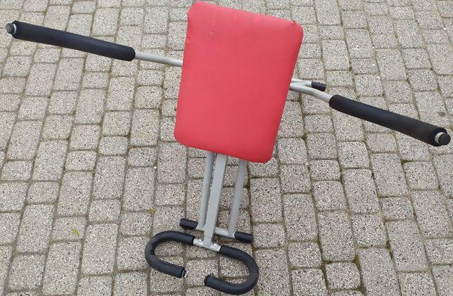 Ab Swing - ławeczka do ćwiczeń brzuszków - własna produkcja