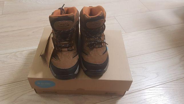 ботинки зима/осень Hi-Tec Waterproof 22см цена в магазине 2500