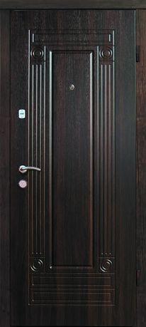 Вхідні броньовані двері ТМ «Портала», Україна – модель Гарант