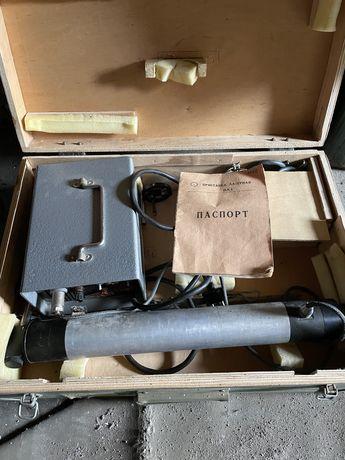 Приставка лазерная ПЛ-1, СССР