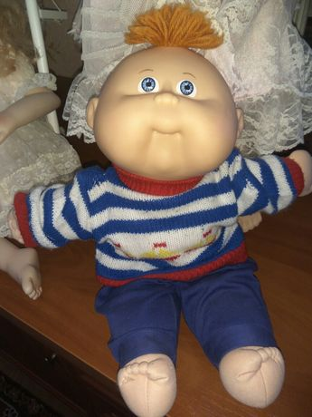 Кукла Капустка мальчик