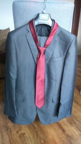 Marynarka Garnitur roz.50, krawat gratis