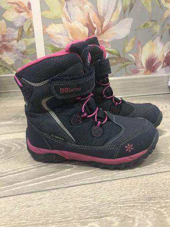 Термо ботинки BG р 32 стелька 20,7
