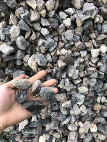 Tłuczeń, kamień kruszony 16-32mm