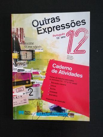 Caderno de Atividades Outras Expressões Português 12ano