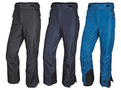 Скидка! Мужские лыжные термо штаны Crivit. Германия.Три цвета! Р.48-56