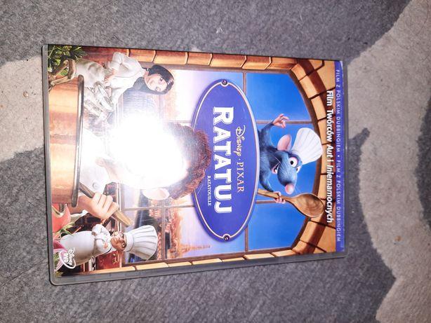 Ratatuj płyta DVD