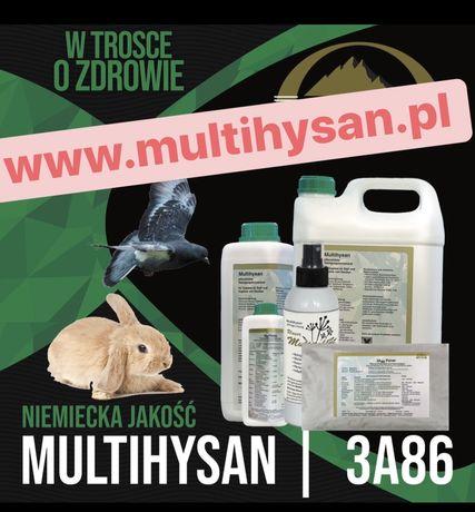 Naturalny MULTIHYSAN 100% Niemcy ZA POBRANIEM szybka dostawa multivan
