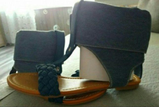 Sandałki. Nowe r.38