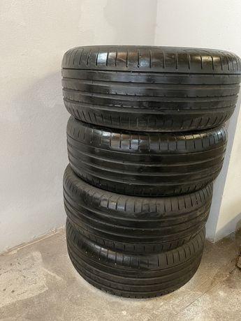 Літні шини 255.55 r19. 107W