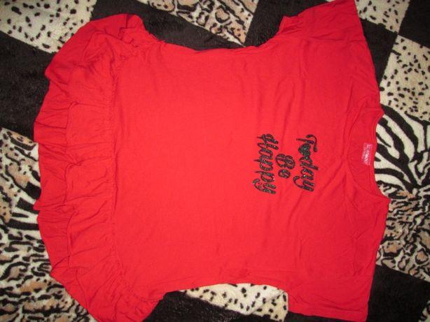 Bluzeczka na niską szczupłą kobietę :)