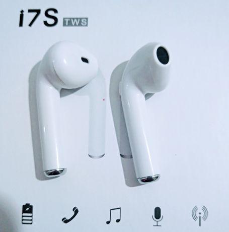 Słuchawki Bezprzewodowe Białe