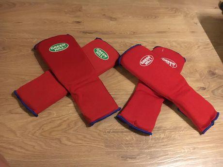 Захист на ноги та руки для карате