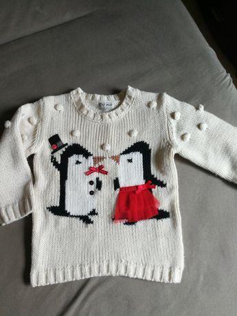 Sprzedam sweter Next 110 cm