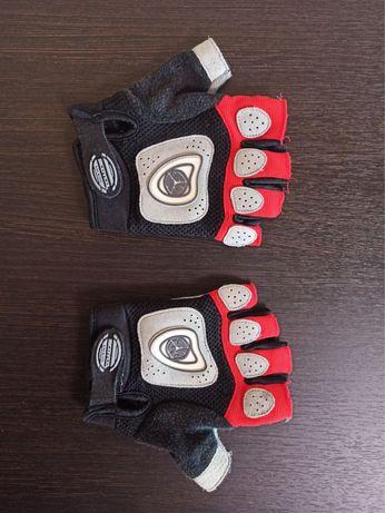 Велоперчатки с открытыми пальцами SCOYCO ВG06