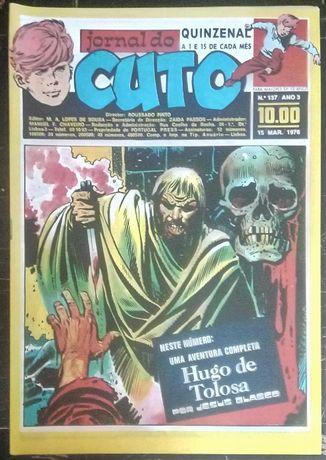 hugo de tolosa / jesus blasco uma aventura completa