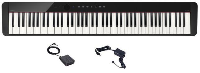 Pianino Casio Privia PX S1000 BK Zestaw Sustain