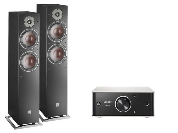 Denon PMA-30 + Dali OBERON 7 zestaw stereo Promocja!