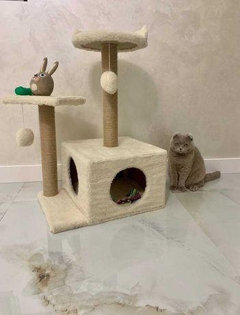 Домик-Когтеточка для котов. Когтедралка для кота(Много вариантов)
