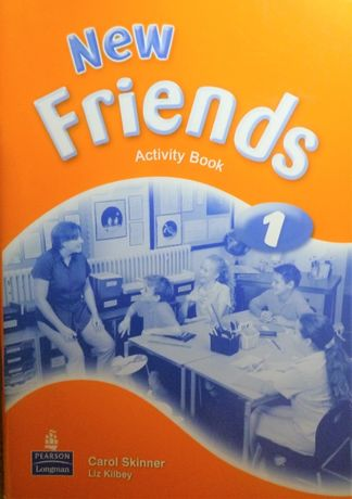 New Friends 1 Activity Book