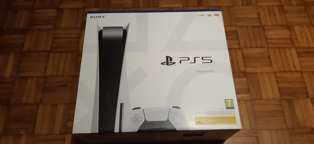 Playstation 5 z napędem