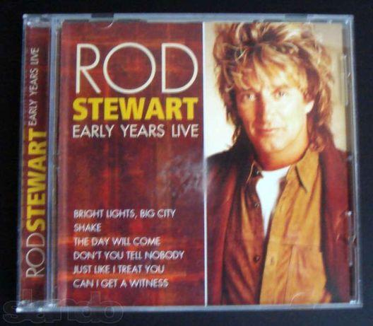 "Rod Stewart ""Early EARS Live"" (Holland) 2005"
