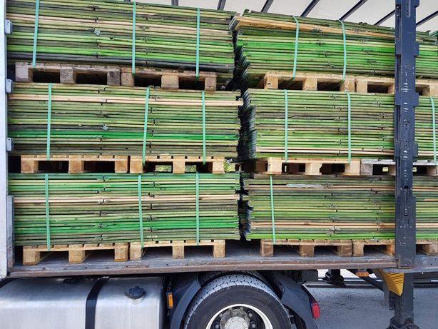 Nadstawka paletowa 1200x800 nadstawki paletowe skrzynie
