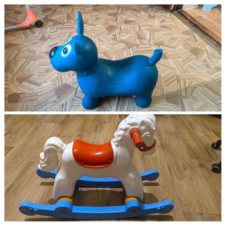 Собака попрыгун игрушки