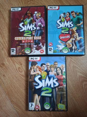 The sims 2 plus dodatki