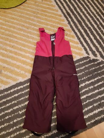 Spodnie narciarskie dziecięce decatlon