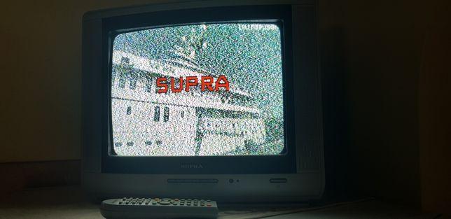 Телевизор Supra  маленький