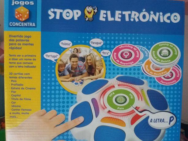jogo stop eletronico