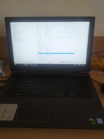 DELL игровой ноутбук
