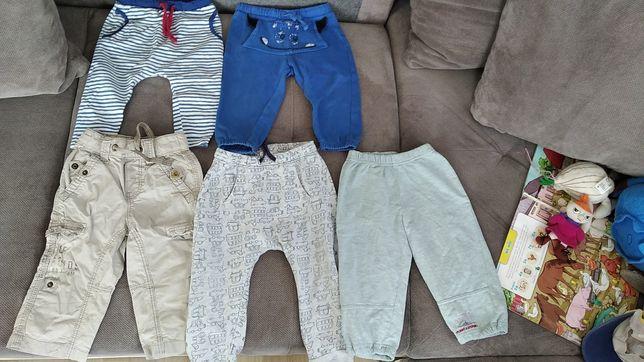 Zestaw spodni chłopięce