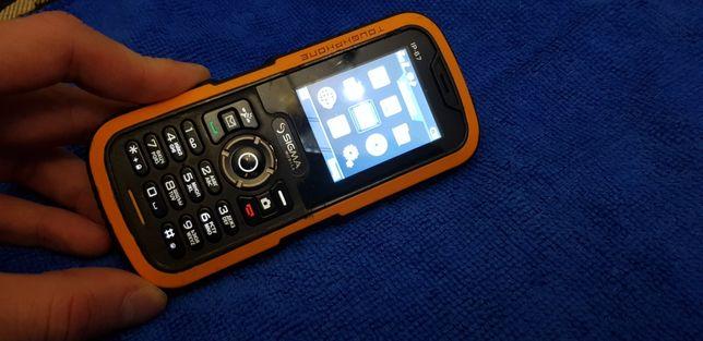 Продам противоударный телефон sigma ip67