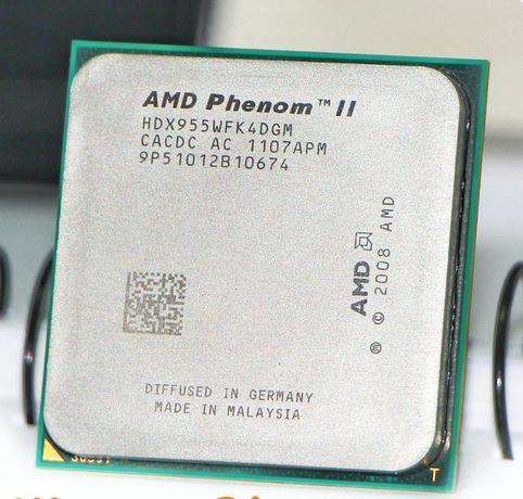 Процессор AMD Phenom II X4 955 / 3.2GHz / 95W