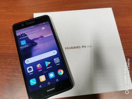 Huawei P9 Lite Czarny