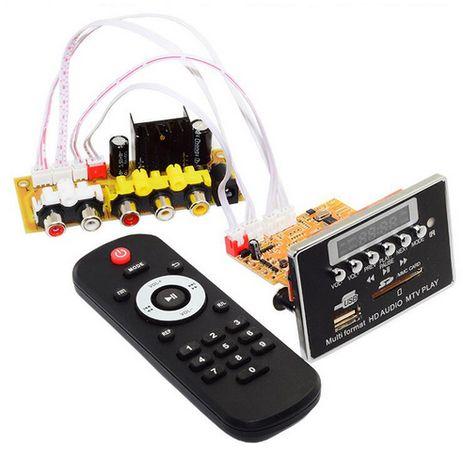 NEW! Аудио видео модуль MP4 MP5 HD декодер APE/WAV/MP3/FLAC Bluetooth