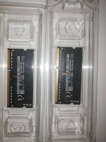 Duas Barras memoria ram 2g. Macbook, So Dimm Ddr3
