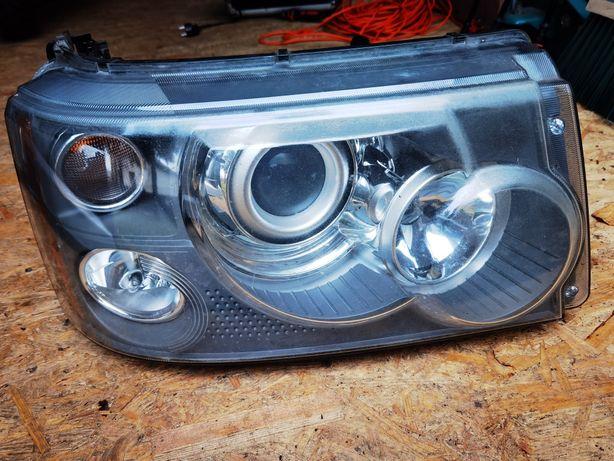 Reflektor lewy Xenon Range Rover l320