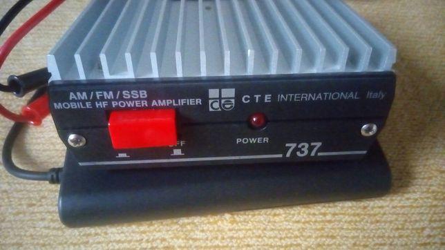 Mobile HF Power Amplifier