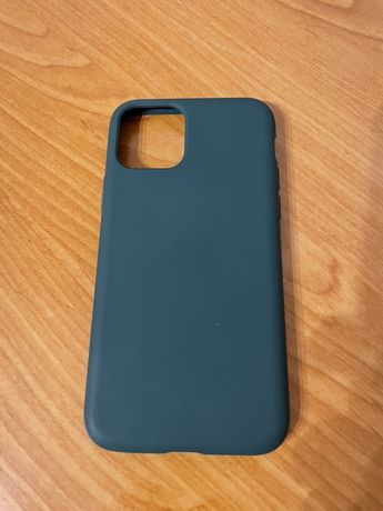 Etui silikon iPhone 11 Pro - nowe
